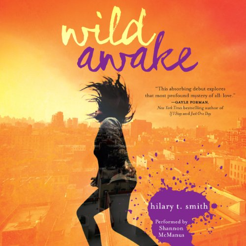 Wild Awake audiobook cover art