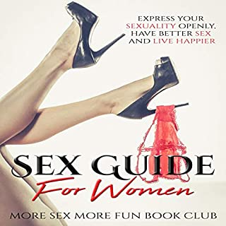 Sex Guide for Women audiobook cover art