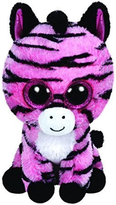 Ty Beanie Boos Zoey  Zebra