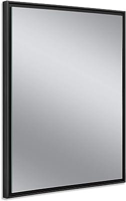 Head West 8060 Mirror, 24 x 30, Black