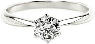 宝石の森 ダイヤモンド ブライダル リング プラチナ Pt900 0.4ct ダイヤ指輪 Dカラー SI2 Excellent EXハート&キューピット エクセレント 鑑定書付き (プラチナ, 9)