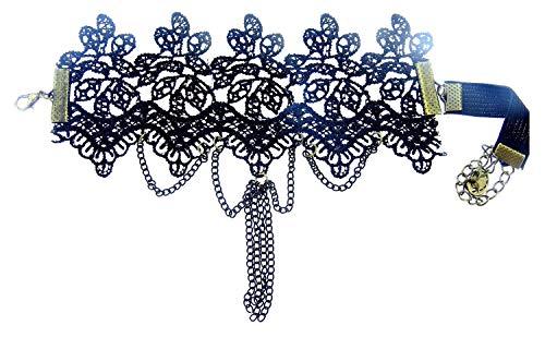 Z2 - armband - kant - macramé - victoriaanse stijl - arm