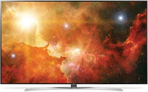 LG 65UH950V - TV de 65 (LED, Super UHD 4K 3840 x 2160 3D, Smart TV webOS3.0, WiFi, HDMI, USB, Bluetooth) Metalizado
