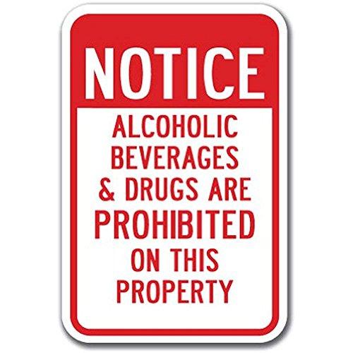 Ditooms Merk op dat alcoholische dranken en medicijnen verboden zijn op dit eigenschappenbord 12