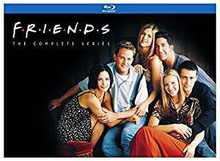 Friends: The Complete Series [Blu-ray] (B008D19WBQ) | Amazon price tracker / tracking, Amazon price history charts, Amazon price watches, Amazon price drop alerts