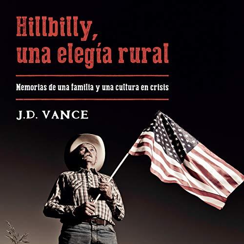 『Hillbilly, una elegía rural』のカバーアート