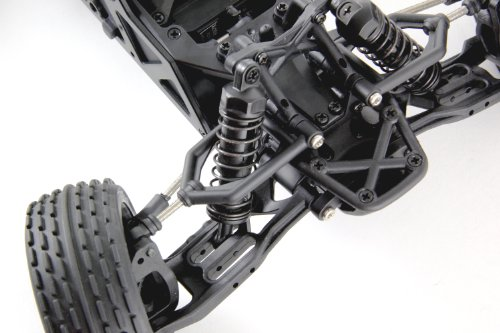 XciteRC 30400000 RC Auto Sandstorm one12 - 2WD Ready to Race Buggy Modellauto, rote Karosserie1:12 mit 2.4 GHz Fernsteuerung, rot