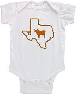 USAMM I Longhorn Texas Infant Bodysuit