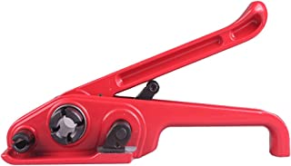 Gresdent Poly Strapping Tensioner & Cutter Manual Banding Strapping Tools for Polyester Polyproplyn 1/2