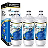 EXCELPURE 3US-AF01 Under Sink Water Filter, Replacement for Filtrete Standard 3US-AF01, 3US-AS01,Whirlpool WHCF-SRC, WHCF-SUFC, WHCF-SUF(3 PACK)