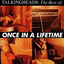 Once In A Lifetime Import Edition by Talking Heads (1996) Audio CD