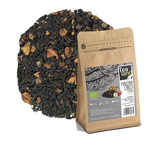 Tealand | Te Negro con Canela y Manzana | Hojas Sueltas, 100