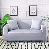 WXQY Funda de sofá Moderna Funda de sofá Floral elástica para Muebles de Sala Funda Protectora de sofá Funda antiincrustante A20 4 plazas