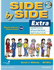 Side by Side Level 1 Extra Edition : Student Book A, eText A, Workbook A with CD (Side by Side Extra Edition)