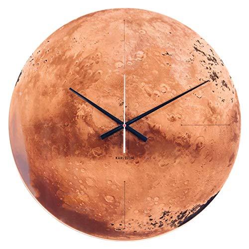 PT Karlsson Mars Horloge Murale en cuivre Ø 60 cm