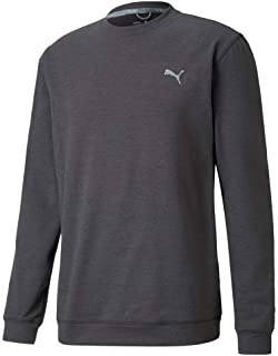 PUMA mens Puma Golf Men's 2020 Cloudspun Crewneck