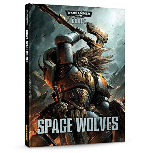 Warhammer 40.000 Codex Space Wolves 2014