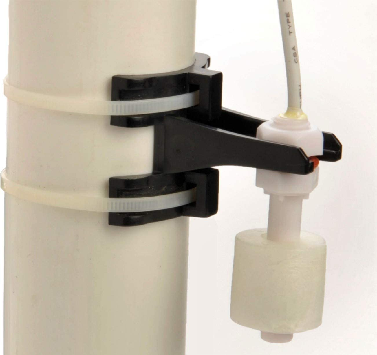 Level Sense 15 Austin Mall Max 90% OFF Feet Water Float Switch Brack with Mounting