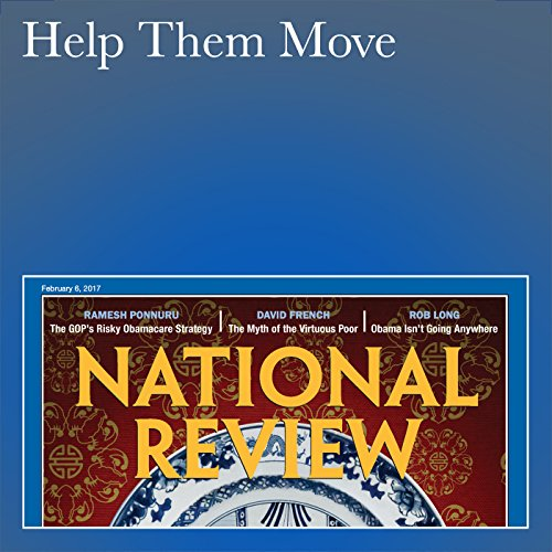 Help Them Move audiobook cover art