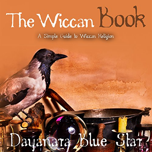 The Wiccan Book audiobook cover art