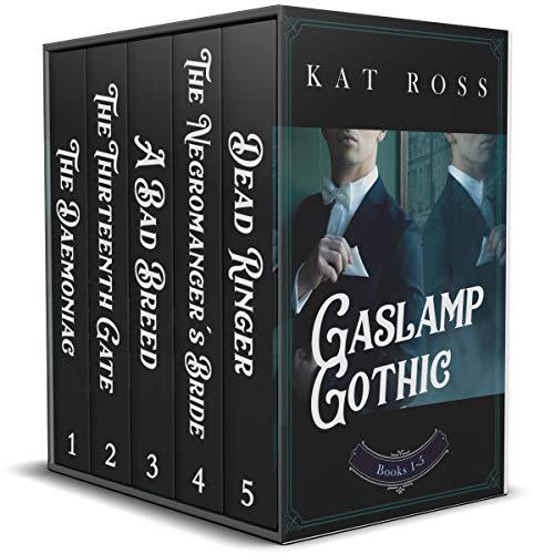 Gaslamp Gothic Box Set (English Edition)