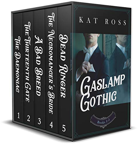 Gaslamp Gothic Box Set by Kat Ross