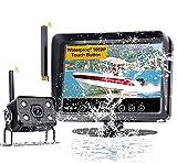 Yakry Y34 HD 1080P Wireless Rear View Camera with...