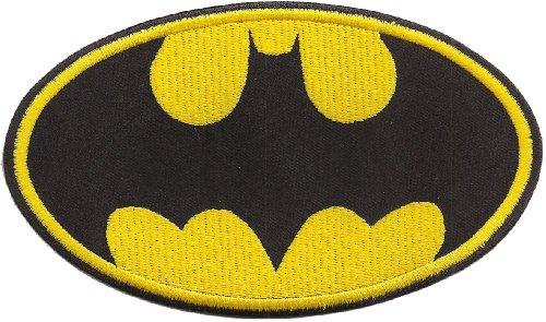 Batman Batmen Escudo de caracteres Uniform Traje DisfrazParche nadadores