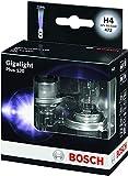 Lámpara Bosch para faros: Plus 120 Gigalight H4 12V 60/55W P43t (Lámpara x2)