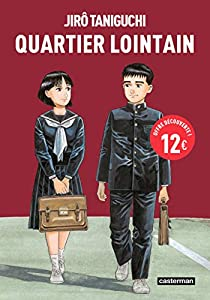 Quartier Lointain Edition poche One-shot