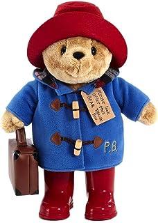 Paddington Bear クラシック プラッシュトイ ブーツとスーツケース付き