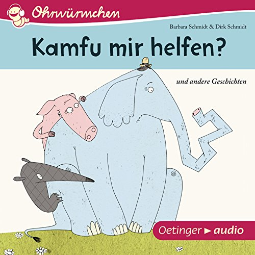 Kamfu mir helfen? Und andere Geschichten     Ohrwürmchen              By:                                                                                                                                 Barbara Schmidt,                                                                                        Dirk Schmidt                               Narrated by:                                                                                                                                 Stefan Kaminski,                                                                                        Oliver Rohrbeck,                                                                                        Monty Arnold                      Length: 25 mins     Not rated yet     Overall 0.0