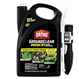 Ortho 475705 GroundClear Ivy & Tough Brush Killer with Ready-to-Use...