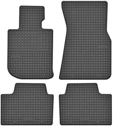 Motohobby Gummimatten Gummi Fußmatten Satz für BMW 3 G20 / G21 (ab 2019) - Passgenau