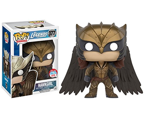 Funko Figurine DC Comics - Legends Of Tomorrow - Lot Hawkgirl [Importacion francesa]