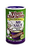 Tony Chachere's No Salt Seasoning Blend, 5 Ounce Shaker