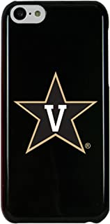 NCAA Vanderbilt Commodores Case for iPhone 5C, One Size, Black