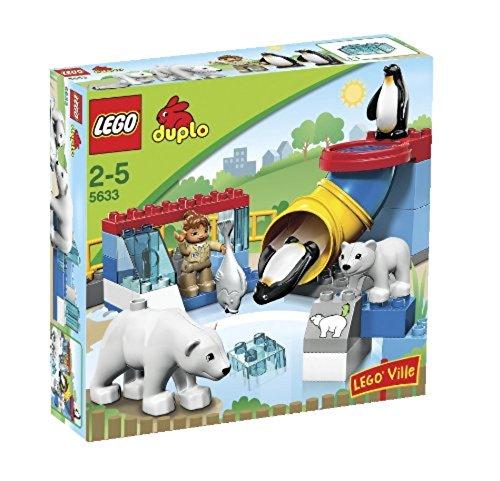 LEGO Duplo 5633 - Polartiergehege