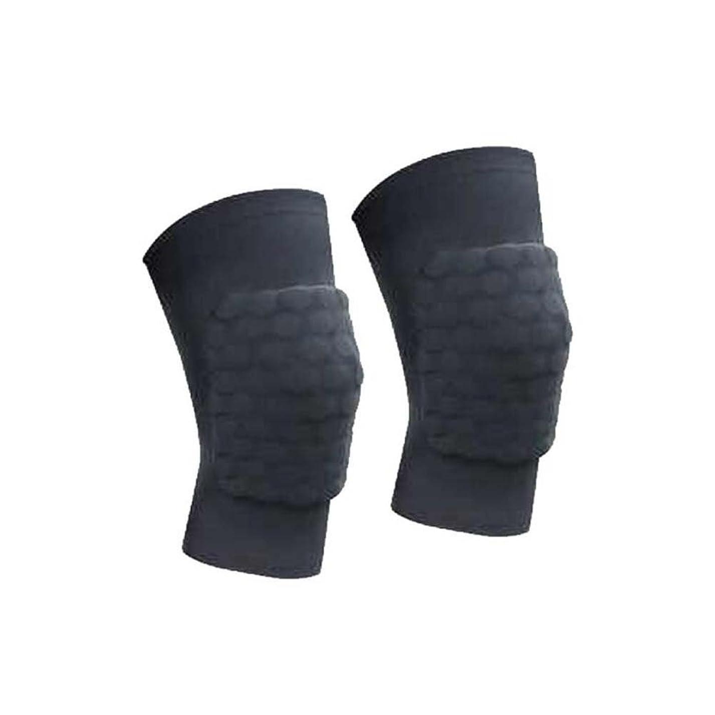 膝パッドは、痛みの保護パッドを解放します。ひざ掛けプロテクター(黒)