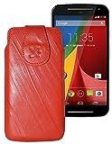 Suncase Tasche für / Motorola Moto G 4G LTE (2. Gen.) /