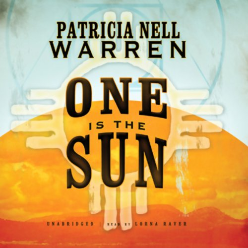 One Is the Sun audiobook cover art