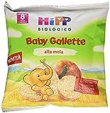 Hipp Baby Snack Gallette di Riso alla Mela - 7 confezioni da 30 g