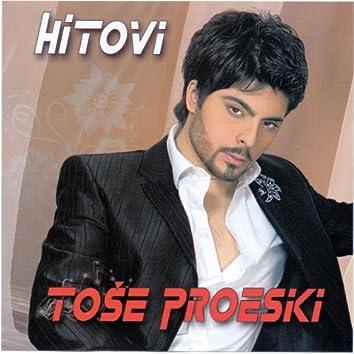 Tose Proeski Hitovi