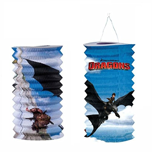 TIB Heyne Zuglaterne - Dragons