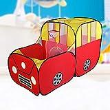 MZQ Tenda per Bambini casa da Gioco Tenda a Tunnel Tenda da Basket Piscina Coperta a pozzo sferico Pieghevole Parco Giochi Tenda da Esterno Portatile Castello per Bambini