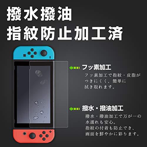 ALLONE(アローン)『NintendoSwitch用ブルーライトカットガラスフィルム』
