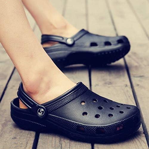 Shukun Tongs Hommes Slippers Hommes's Beach chaussures Hommes's Sandals Hommes's Hommes's Non-Slip Word Drag Hommes's Slippers Summer Hommes  jusqu'à 42% de réduction