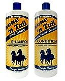Mane 'n Tail and Body Shampoo 946ml + Moisturizer Texturizer Conditioner 946ml