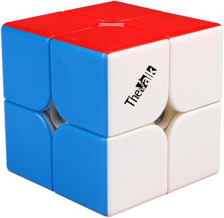 Zauberwürfel Rubiks Würfelspiel zweiter Ordnung spezielles glattes magnetisches Würfelspielzeug zweiter Ordnung B07NV4XVTG Großhandel     | Kunde zuerst