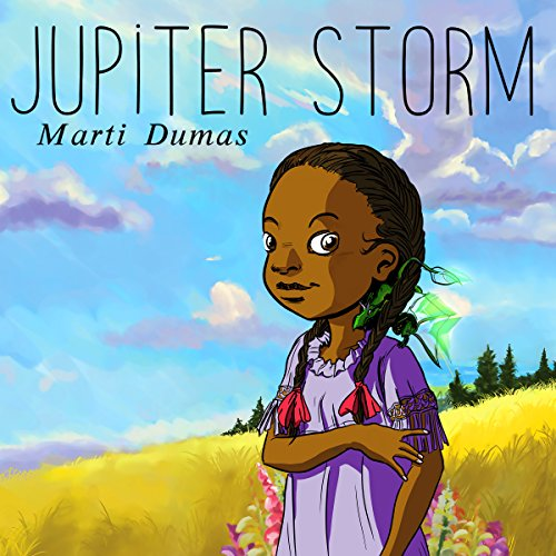 Jupiter Storm audiobook cover art
